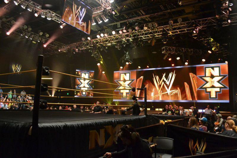 A major title change has taken place in NXT