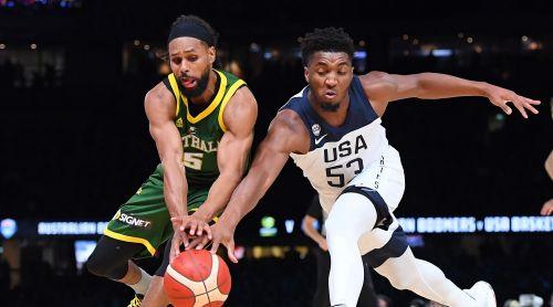 Team USA has played four exhibition games so far