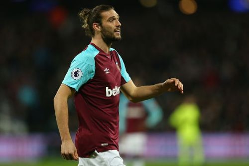 Carroll endured an injury-stricken spell at West Ham