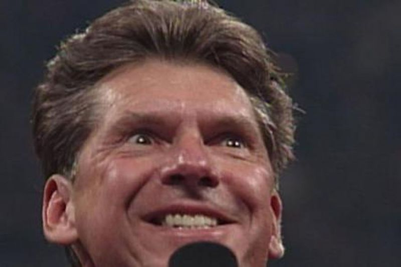 Vince revealed as the higher power