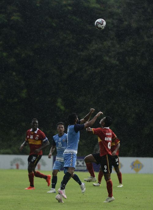 East Bengal played attacking football