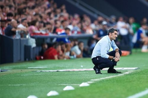 Ernesto Valverde needs to up his tactics to ease the pressure on him.