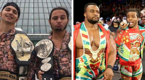 Who is better? New Day or The Young Bucks?