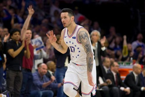 The Philadelphia 76ers have failed to replace JJ Redick