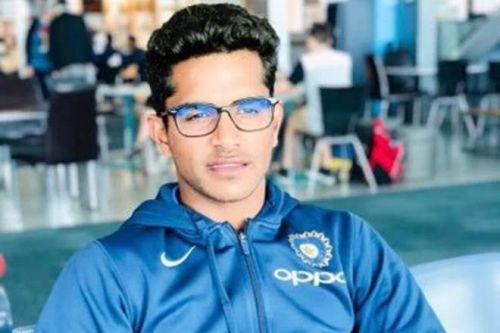 भारतीय तेज गेंदबाज शिवम मावी!