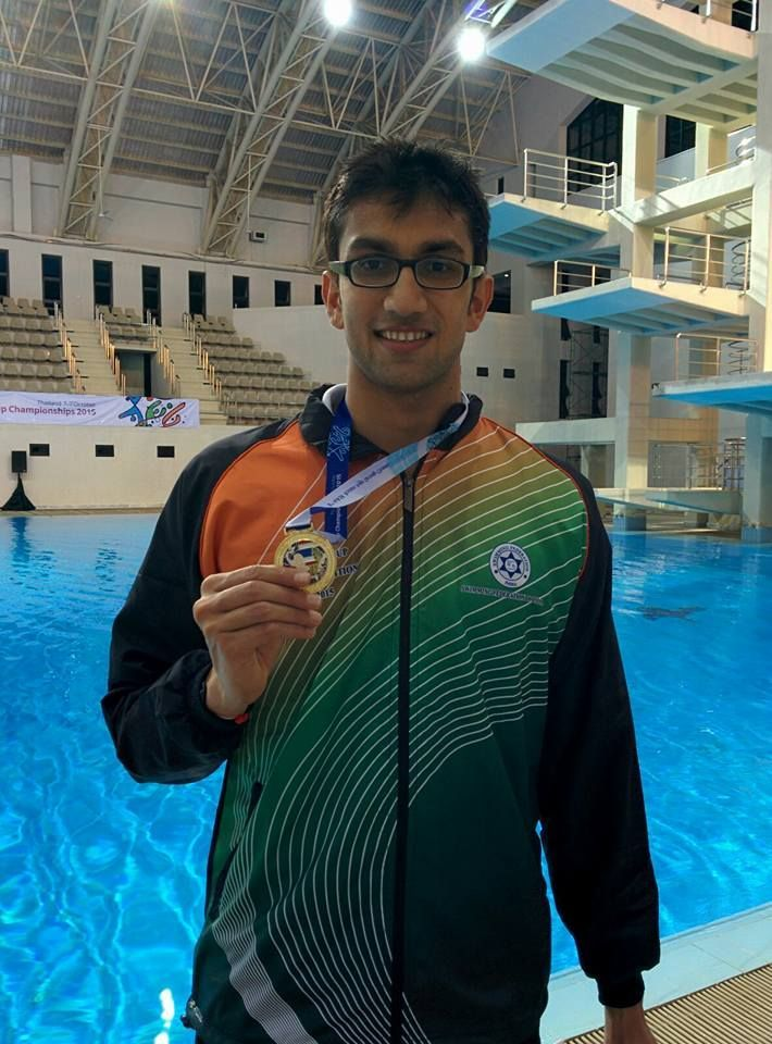 Bronze at the Asian Age Group Championships. Source: Wikipedia