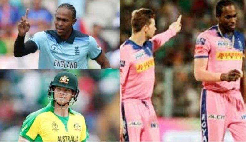 Jofra Archer - in England and Rajasthan royal team