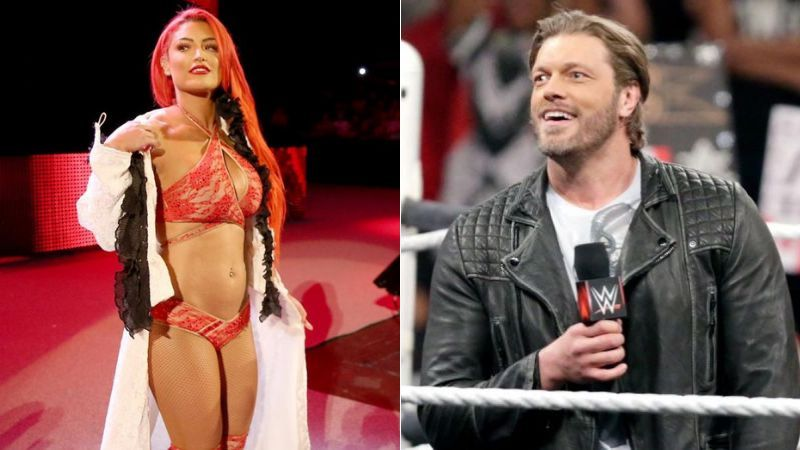 Will Eva Marie and Edge ever compete again?