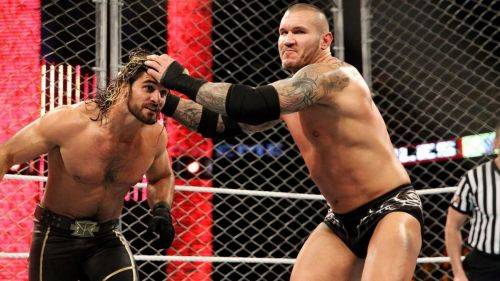 Orton fell to his very own RKO at Extreme Rules 2015.