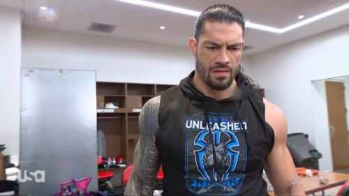 Roman Reigns finally has learned about his mystery attacker