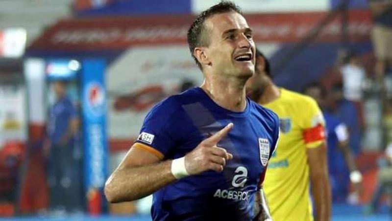 Lucian Goian has signed for Chennaiyin FC