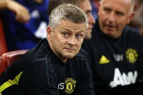 Solskjaer is satisfied with the players at his disposal at Old Trafford