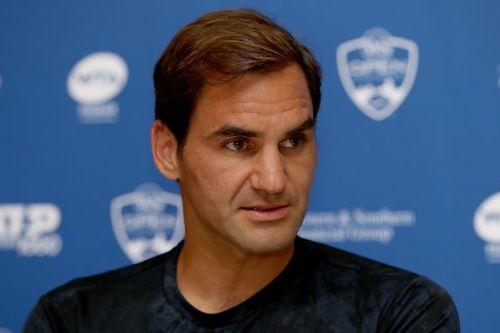 Seven-time winner Federer, who starts his challenge against Juan Ignacio Londero