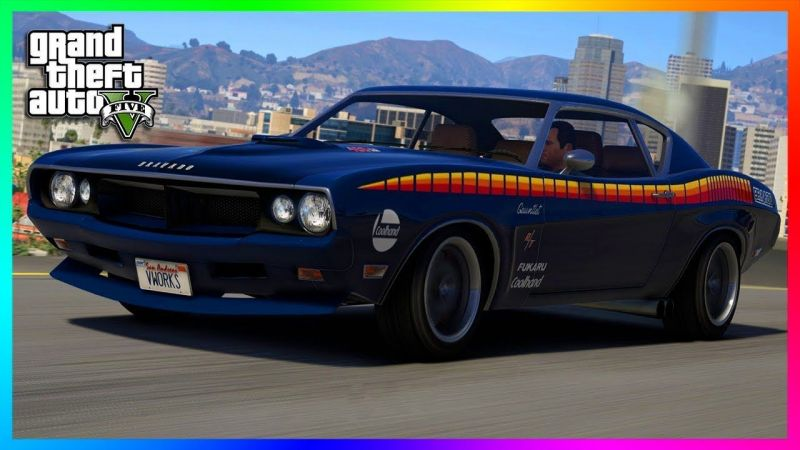 discount amazing price website for discount GTA Online: Get the Bravado Gauntlet Classic Muscle Car and ...