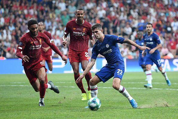 Pulisic dazzled on his first Chelsea start