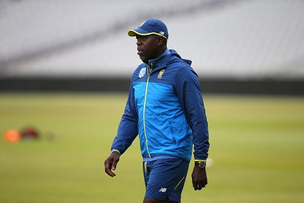 Ottis Gibson will not be retained as South Africa coach.