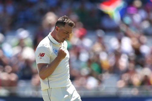 डेल स्टेन ने अपने टेस्ट करियर में 439 विकेट लिए हैं
