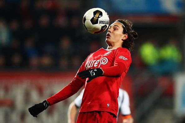 Enes Unal had his best goalscoring season in the Eredivisie with FC Twente with whom he scored 18 goals