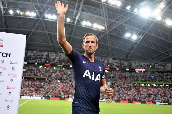 Kane will be looking to claim the Golden Boot once again