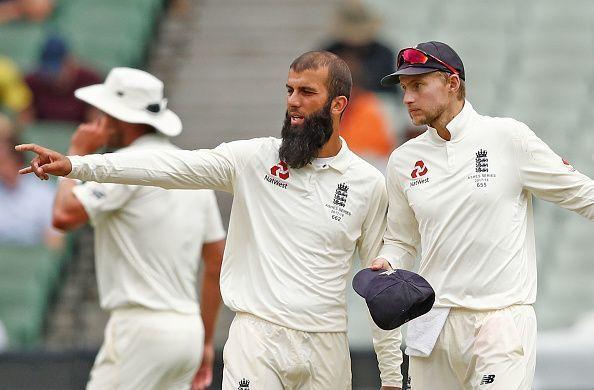 मोइन ने बर्मिघम में खेले गए पहले टेस्ट मैच में 172 रन देकर मात्र तीन विकेट लिए थे
