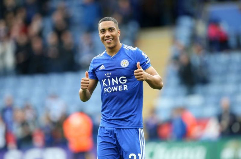 Tielemans is Leicester