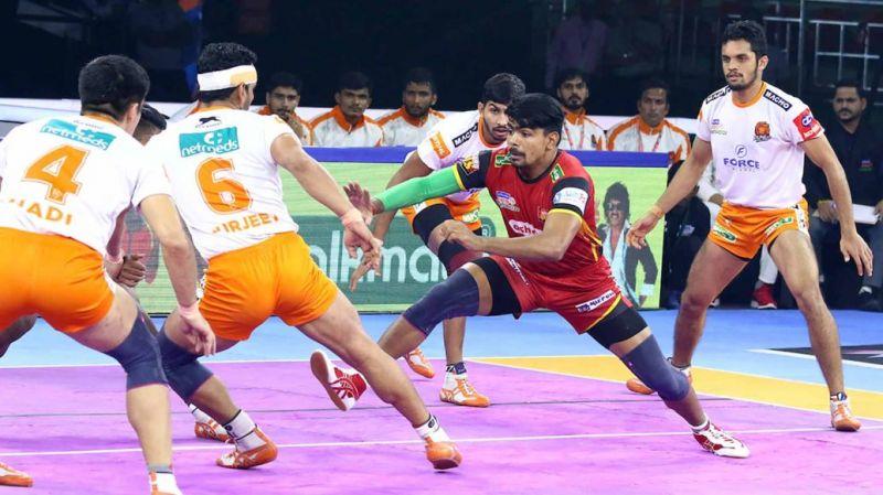 Dabang Delhi KC v Bengaluru Bulls Dream11 Kabaddi Prediction