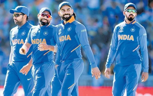 India will start as firm favorites to win this game