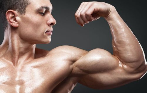 Strong arms have a lot more to serve in one's life than just having a vanity perspective