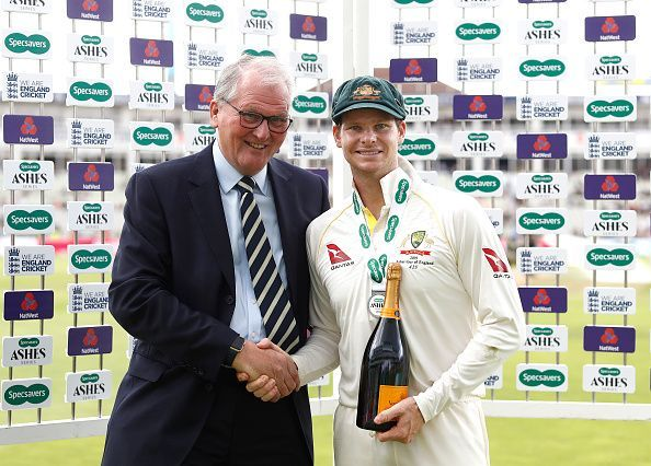 England v Australia - 1st Specsavers Ashes Test: Day Five