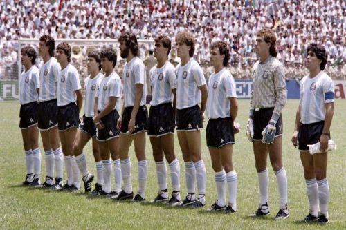 1986 argentina world cup winning squad