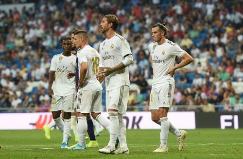 A draw that will feel like a defeat for Real Madrid CF