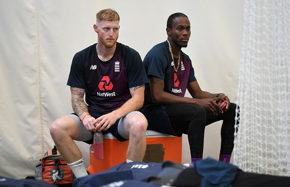 Ben Stokes and Jofra Archer