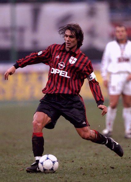 Paolo Maldini.