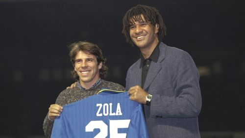Gianfranco Zola and Ruud Gullit - cropped