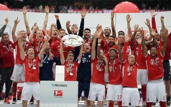 FC Bayern Muenchen v Hannover 96 - Bundesliga