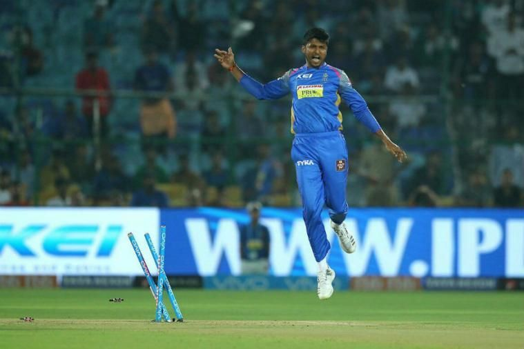K Gowtham - Scored a Ton & a 8-fer in T-20.