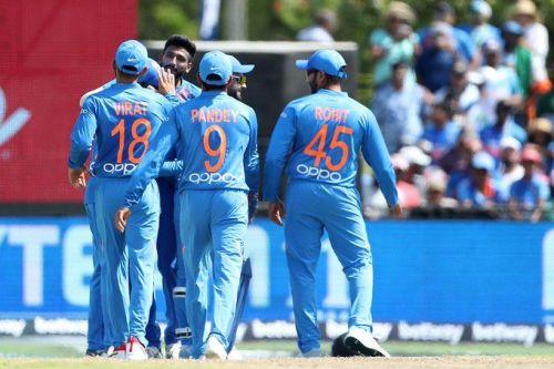 भारत vs वेस्टइंडीज, पहला टी20