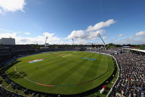 The Edgbaston ground which will host the event