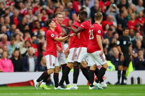 Manchester United begin their campaign with a 4-0 thumping of Chelsea