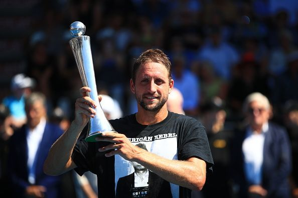 Sandgren lifts his first title at Auckland.