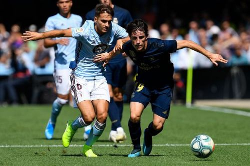 Denis Suarez proved to be a nightmare for Los Blancos' defense Manager Zinedine Zidane should work on the flaws observed against Celta.