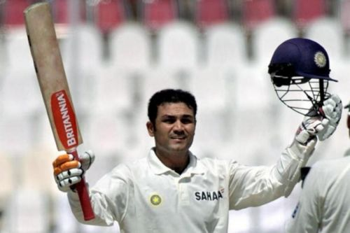 Sehwag will go down as the most destructive opener produced by India in Test cricket.