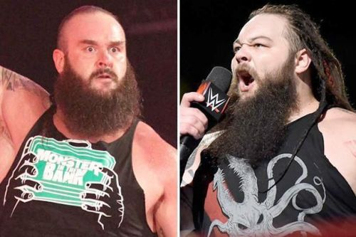 Image result for braun strowman bray wyatt