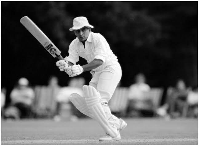 Sunil Gavaskar was the first batsman to score 10000 Test runs.