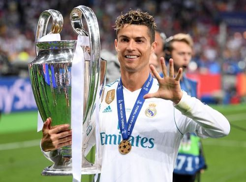 Ronaldo is one of the most decorated players in history