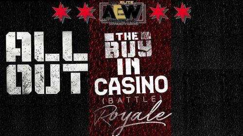 AEW's second Casino Battle Royale