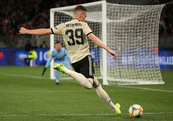 Scott McTominay could feature heavily this season for Manchester United