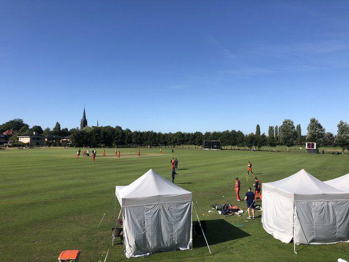 यूएई ने नीदरलैंड्स को 4-0 से हराया