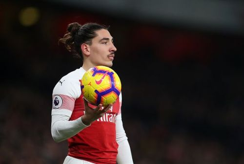 Hector Bellerin will be raring to go once again, as he nears his return to action
