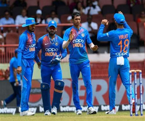 ODI debut on the cards for Navdeep Saini
